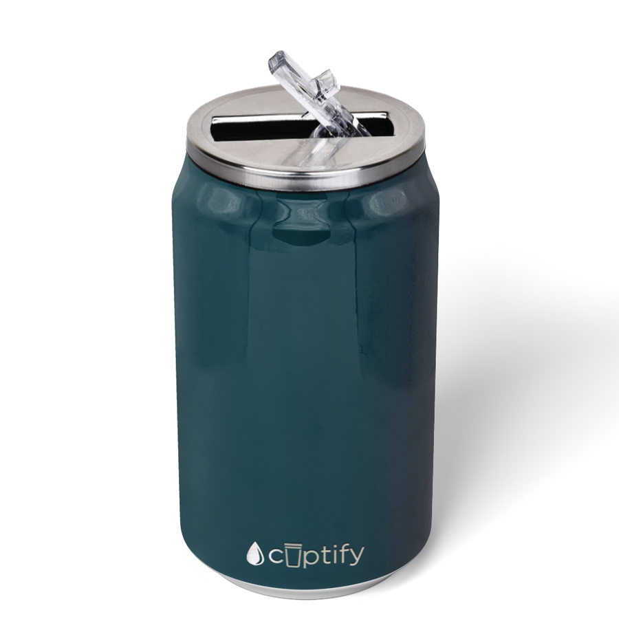 Cuptify 12 oz Cola Can Bottle - Blue Sea