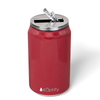 Cuptify 12 oz Cola Can Bottle - Blood Red Gloss