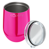 Cuptify 12 oz Stemless Wine Tumbler - Pink Candy