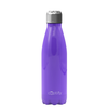 Cuptify 17 oz Cola Stainless Steel Water Bottle - Purple Gloss