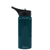 Cuptify 18 oz Stainless Steel Bottle - Blue Sea