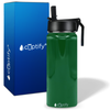 Cuptify 18 oz Stainless Steel Bottle - Green Gloss