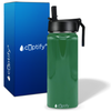 Cuptify 18 oz Stainless Steel Bottle - Kelly Green