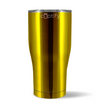 Cuptify 20 oz Curve Tumbler - Gold Candy