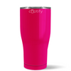 Cuptify 20 oz Curve Tumbler - Hot Pink Gloss