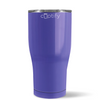 Cuptify 20 oz Curve Tumbler - Lavender Gloss
