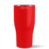 Cuptify 20 oz Curve Tumbler - Red Gloss