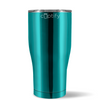 Cuptify 20 oz Curve Tumbler - Teal Candy