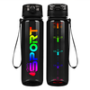 Cuptify Rainbow Pride 32 oz Sport Water Bottle