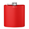 CUPTIFY 8 oz Flask - Red Matte