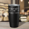 Nana's Sippy Cup on Black 20 oz Stainless Steel Ringneck Tumbler