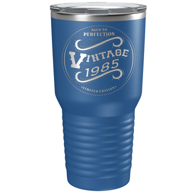 1985 Aged to Perfection Vintage 36th Birthday Laser Engraved 30 oz Vintage Tumbler