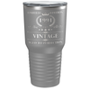 1991 Limited Edition Aged to Perfection 30th Birthday Laser Engraved 30 oz Vintage Tumbler