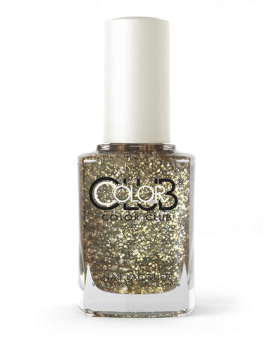 Nagellack Color Club Glitter - Toasted #05A1102 - Kollektion The New Rules of Engagement