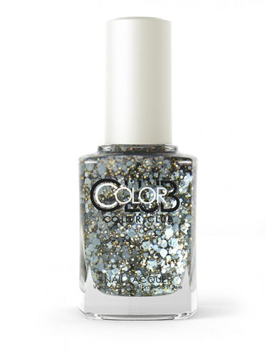 Nagellack Color Club Glitter - Pinspiration #05A1103 - Kollektion The New Rules of Engagement