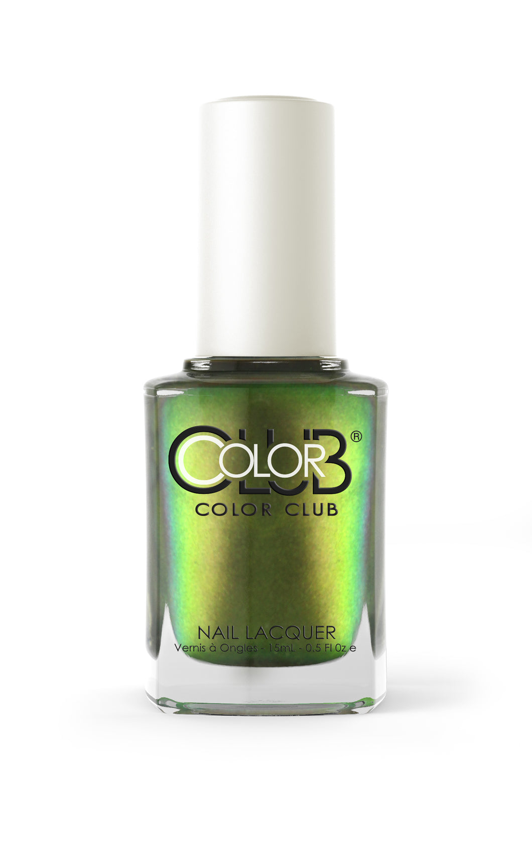Nagellack Color Club TriChrome - Don't kale my Vibe #05ALS19 - Kollektion Oil Slick