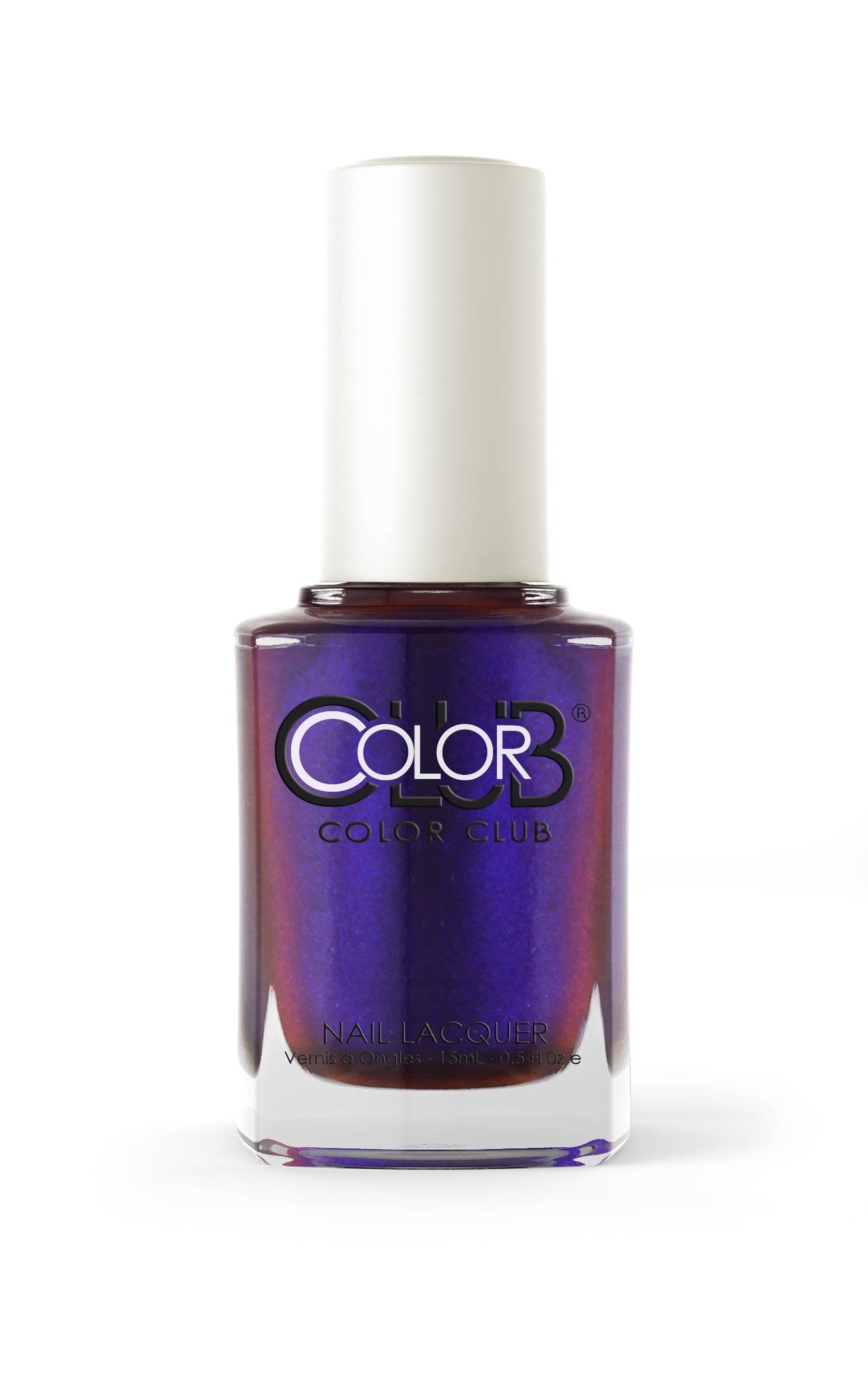 Nagellack Color Club TriChrome - We'll never be Royals #05ALS22 - Kollektion Oil Slick