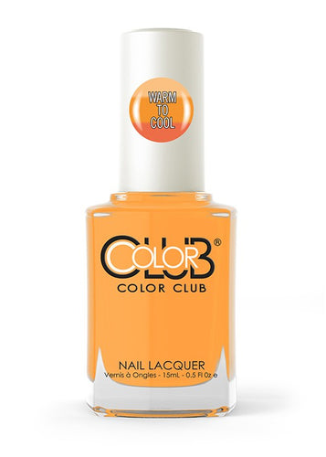 Nagellack Color Club Thermo/Farbwechsel - What's up, Sun? #05ALS48 - Kollektion Heat Index