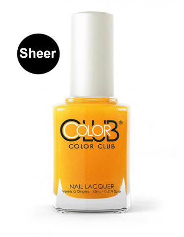 Nagellack Color Club Sheer/Aquarell - Darling Clementine #05ANR16 - Kollektion Pop Wash
