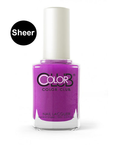 Nagellack Color Club Sheer/Aquarell - Uncorked #05ANR20 - Kollektion Pop Wash