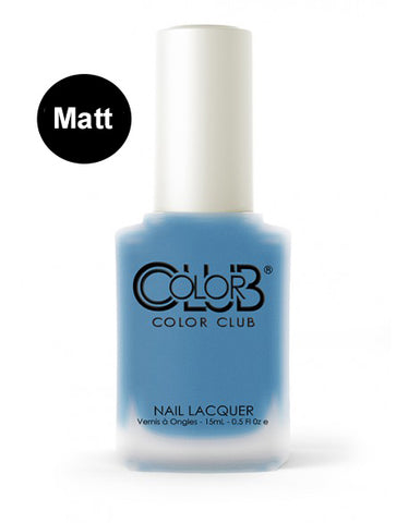 Nagellack Color Club Matt/Neon - Trapper Keeper #05ANR21 - Kollektion Pop Chalk