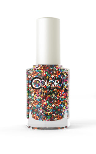 Nagellack Color Club Glitter - Surprise! #1031