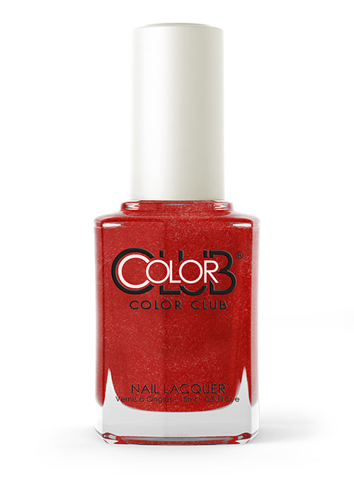 Nagellack Color Club - Campfire Red #304
