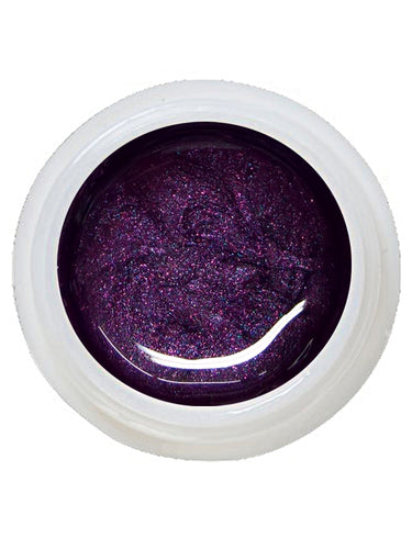 Premium UV-Farbgel Metallic - Violett Dream - 5 g