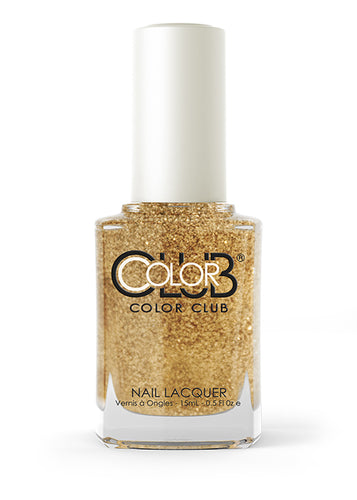 Nagellack Color Club Glitter - Sultry Diva #844
