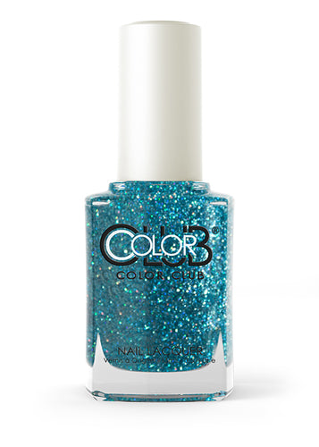 Nagellack Color Club Glitter - Sexy Siren #846