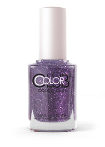 Nagellack Color Club Glitter - Tru Passion #848