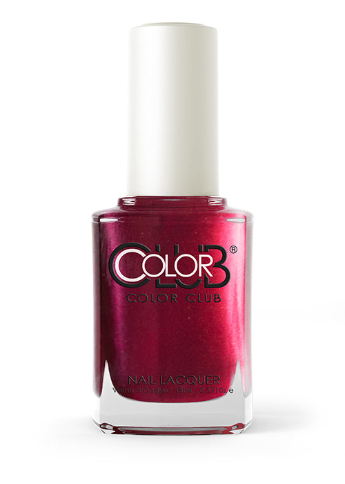 Nagellack Color Club - Resort to Red #900