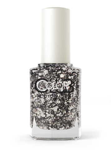 Nagellack Color Club Glitter - Platinum Record #948