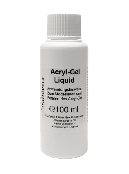 Acryl-Gel Liquid - Polygel Liquid