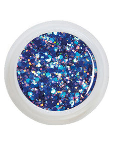 UV-Glitter Gel Big Extreme Neptune - 5 ml