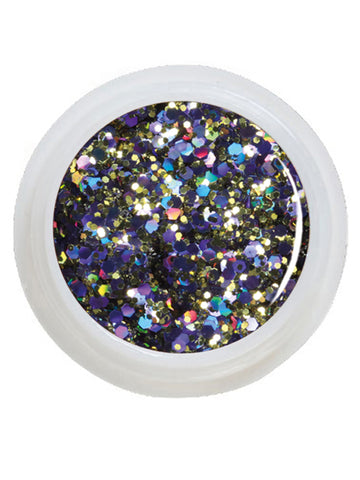 UV-Glitter Gel Big Extreme Universe - 5 ml