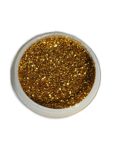Glitterstaub - Dark Gold
