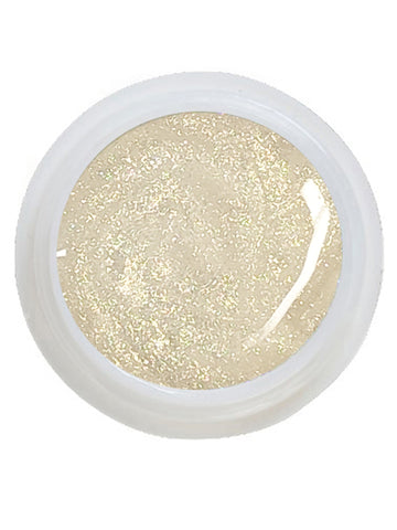 UV-Glitter Gel Fairy Dust Gold - 5 ml