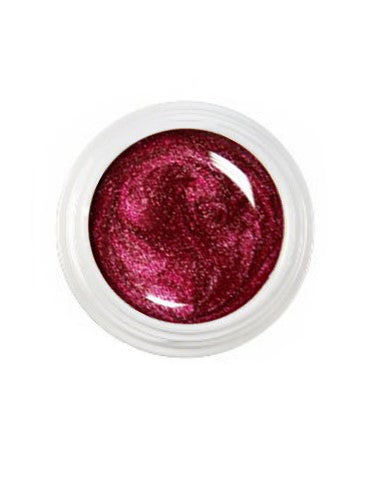 UV-Farbgele Metallic - Berry - 5 ml