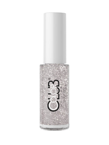 Art Club - Striper - NailArt Liner - Silver Glitter