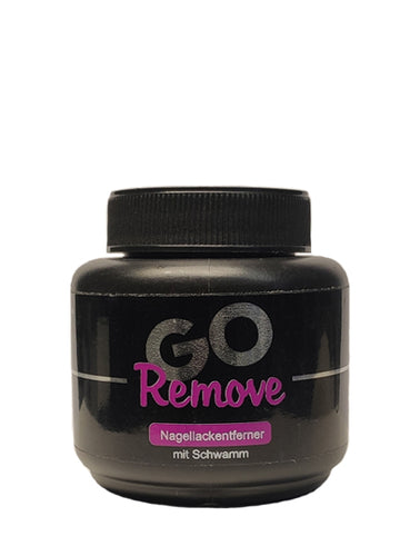 Nagellackentferner Go Remove Box - 50 ml
