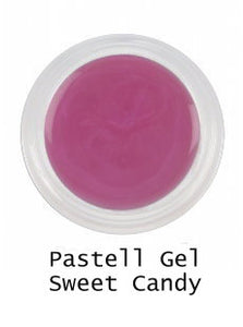 UV-Farbgele Pastell - Sweet Candy - 5 ml