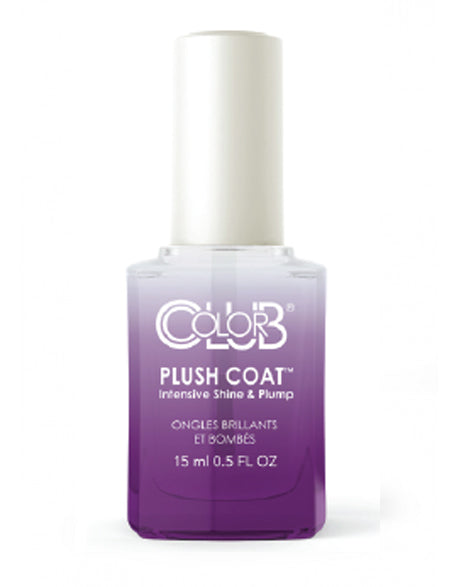 Nagellack Color Club - Plush Coat - Top Coat - 15 ml