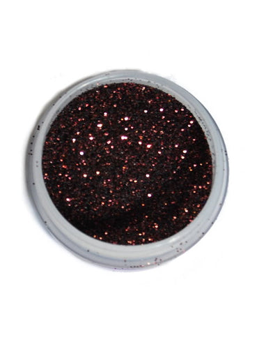 Glitterstaub - Red-Black
