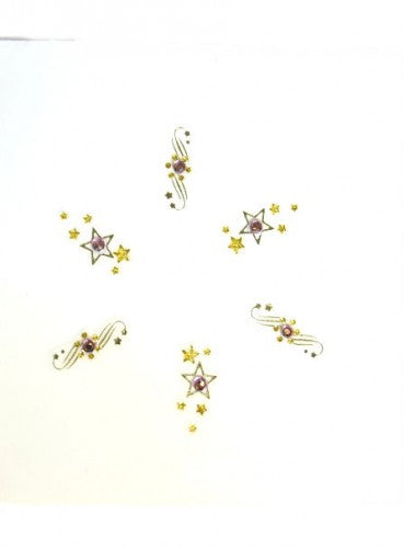Nail Sticker - Flower Delight Sticker No 2
