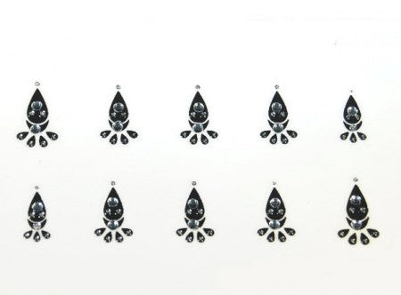 Nail Sticker - Trendy Ornament Decal 1