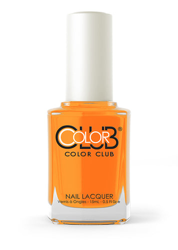 Nagellack Color Club Neon - Psychedelic Scene #AN16 - Kollektion Poptastic