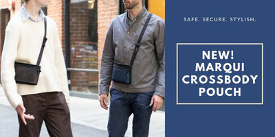 5 Reasons why the NEW! Marqui Crossbody Pouch is a Must-Have