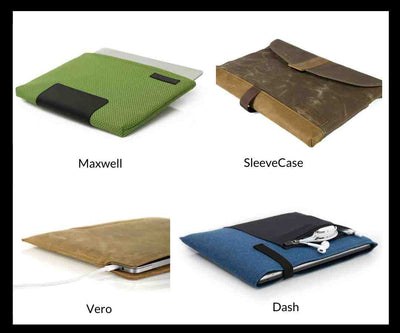"DAY 58, May 13 - WaterField's Custom-Fit Sleeves Make iMore's ""Best Of"" List"