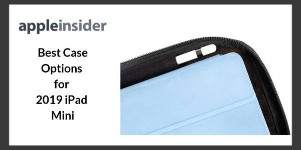 The NEW iPad Mini Travel Case is in Apple Insider's Round-up